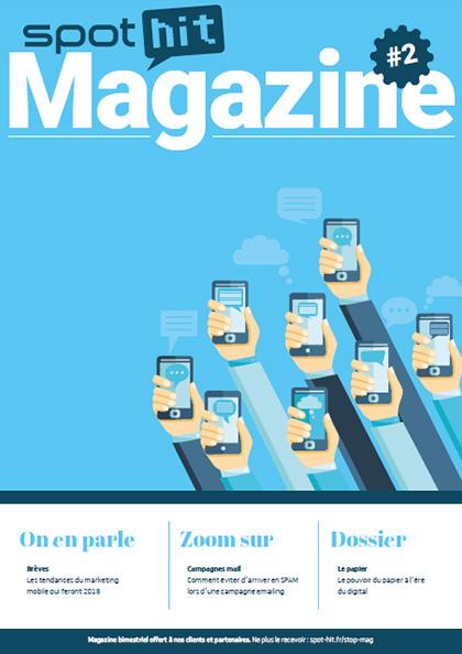 Magazine Spot-Hit #2